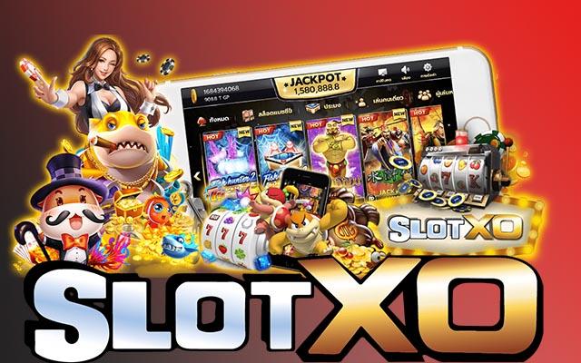 Slotxo ค่ายเกมสล็อตอันดับหนึ่ง ทำเงินได้จริง เล่นง่ายๆบนมือถือ